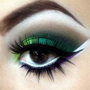 17 Best images about Makeup Vibrant | Bold eye makeup ...