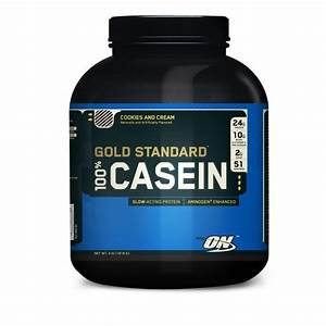 Gold Standard Natural 100  Casein