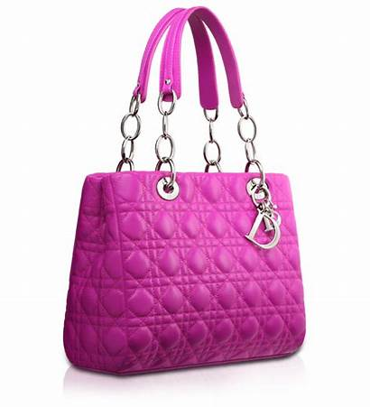 Dior Bag Soft Shopping Tote Pink Chanel