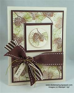 Stampin Up Christmas Cards Pinterest
