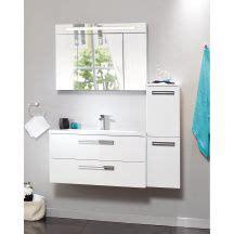 armoire de toilette fluo 3 portes lapeyre 213 43 3 portes miroir et 2 tablettes r 233 glables