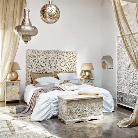 chambre style orientale chambre orientale idee deco