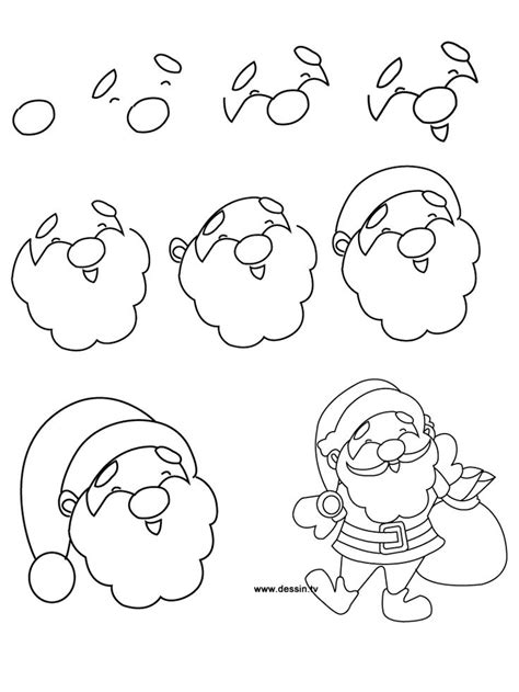 christmas pictures step by step best 25 how to draw santa ideas on drawing santa santa claus drawing and santa