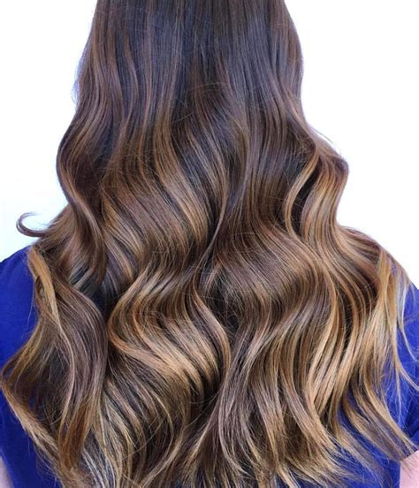 What Is The Difference Between And Brown Hair by 10 Top Balayages Cheveux Tendance Hiver 2018 2019