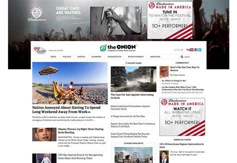 how to design news sites webdesigner depot