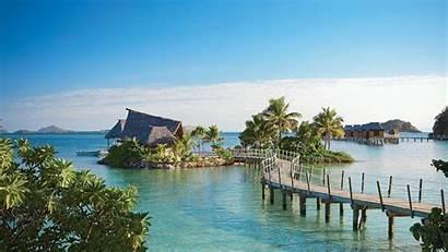 Fiji Islands Wallpapers Hills Landscapes Desktop Backgrounds