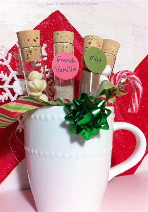 cute hot cocoa set gift idea gift ideas pinterest