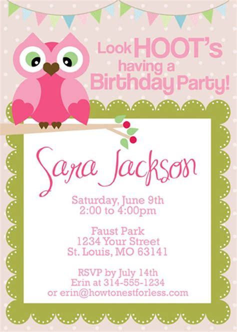 17 Free Birthday Invitation Designs You Can Print Feste