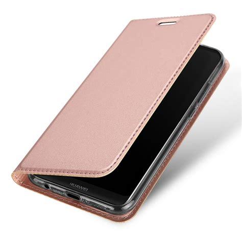 DuxDucis SkinPro Case for Huawei P20 Lite - Rose Gold Pink
