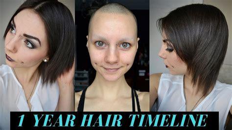 bald hair growth