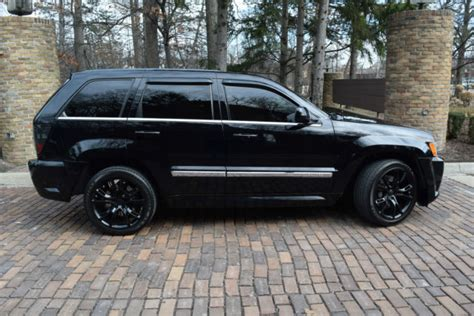 2007 Jeep Grand Cherokee Srt8 Sport Utility 4-door 6.1l