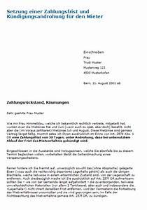 Kündigung Mietvertrag Wegen Eigenbedarf : k ndigungsandrohung f r den mieter muster zum download ~ Lizthompson.info Haus und Dekorationen