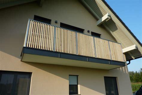 balkongelaender edelstahl laerche thermo esche