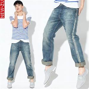 2012 Brand Jeans For Men Pants Casual Slim FitStraight Trouser Denim Cotton Apandex Fabric Jean ...