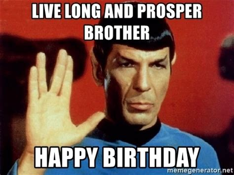 Happy Birthday Star Trek Meme - star trek happy birthday meme 28 images happy birthday brent spiner star trek data meme
