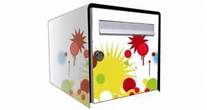 Stickers Boite Aux Lettres : stickers boite aux lettres graphic ~ Dailycaller-alerts.com Idées de Décoration