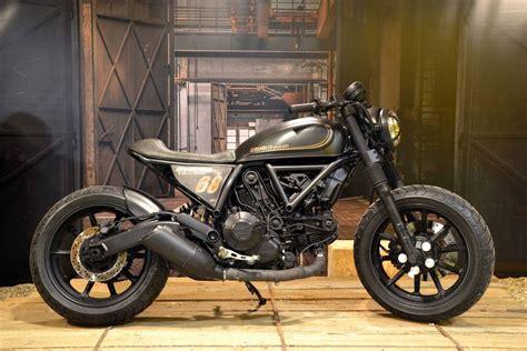 Ducati Scrambler Sixty2 4k Wallpapers by Ducati Scrambler Sixty2 Revolution By Officine Mermaid
