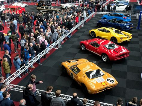 Update Motor Show 2019 : International Amsterdam Motor Show 2019