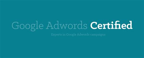 Adwords Certification by Cite Achieves Adwords Certification Cite