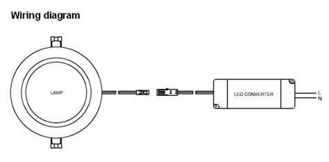 Wiring Diagram For High Bay Light by Small Led Light