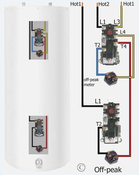 water heater wiring diagram dual element moesappaloosas