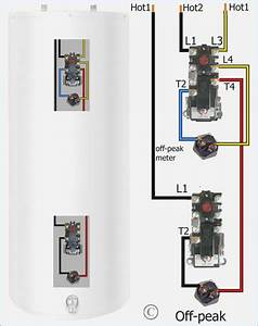 Water Heater Wiring Diagram Dual Element  U2013 Moesappaloosas Com
