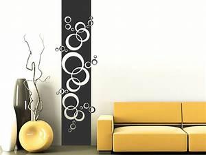 Wandtattoo Retro Kreise : wandtattoo banner retro kreise wandbanner wandtattoo de ~ Sanjose-hotels-ca.com Haus und Dekorationen