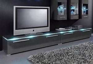 Lowboard Weiß Grau : tv lowboard breite 120 cm topmodernes anbauprogramm online kaufen otto ~ Orissabook.com Haus und Dekorationen