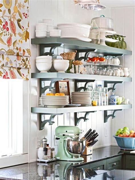 beautiful kitchen designs  floating shelves rilane