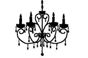 How to Draw a Chandelier - DrawingNow