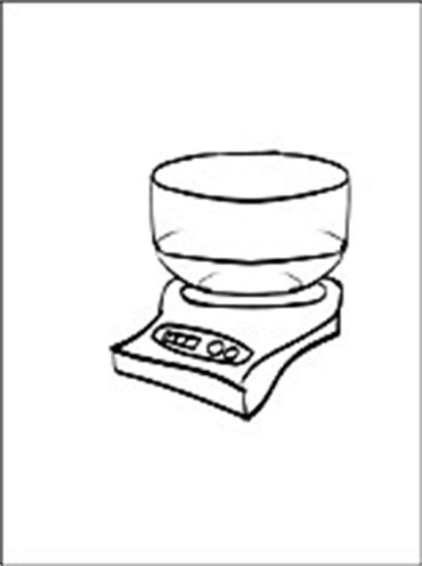 Kitchen   Coloring pages   Page 3