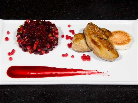 c est au programme recettes de cuisine recettes de foie gras poêlé et pomme