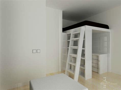 inspiration chambre ado chambre ado espace mezzanine projet en 3d stinside
