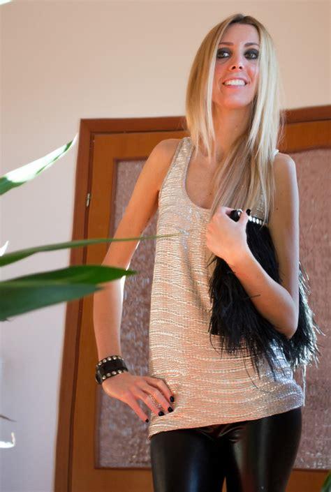 Lu0026#39;outfit da discoteca di Lorenza Martelli - Fashion in the ...