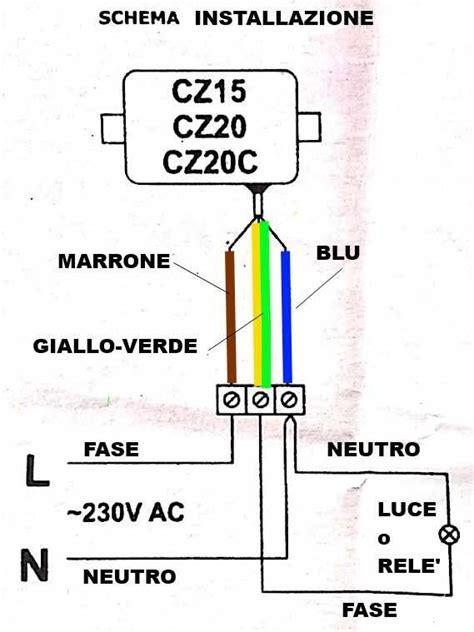 Lade Da Esterno Con Crepuscolare E Sensore Di Movimento by Interruttore Sensore Crepuscolare 230v 1500w Con Sensore