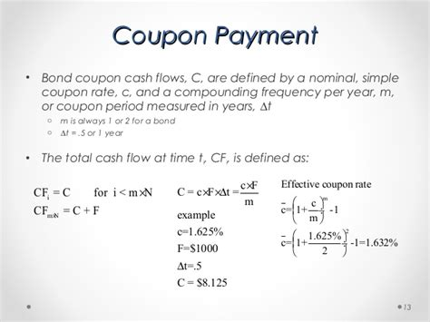 coupon rate bond definition