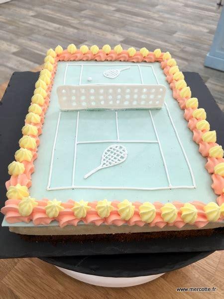 5 emission cuisine le tennis cake 4e épreuve technique le meilleur pâtissier