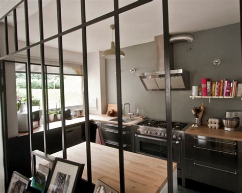 cuisine type industriel cuisine style industriel loft