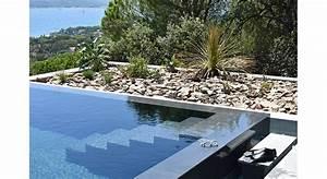 quels materiaux pour ma terrasse de piscine maisontravaux With exceptional amenagement tour de piscine 3 amenagement de vos piscines margelles tour de piscine
