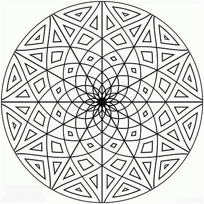 Coloring Mosaic Pages Patterns