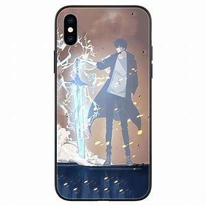 Solo Jin Woo Sung Leveling Phone Case