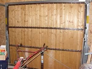 Isoler Une Porte De Garage : isolation garage notre cabane en bois ~ Dailycaller-alerts.com Idées de Décoration