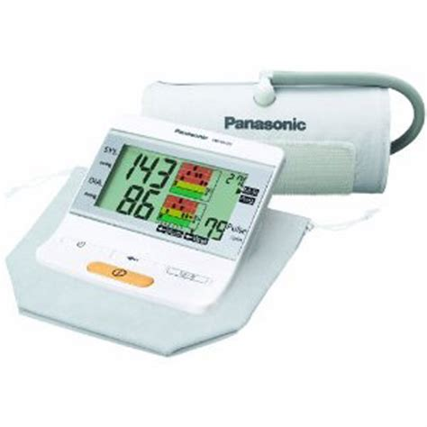 Amazon.com: Panasonic EW-BU35W Upper Arm Blood Pressure