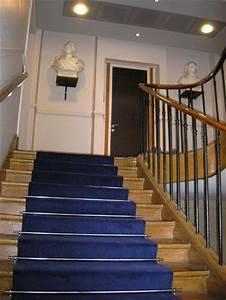 tapis de passage pour escalier et couloir uni 1200 With tapis pour escalier intérieur