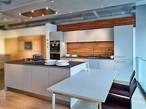 schüller musterküche moderne wohnliche küche mit