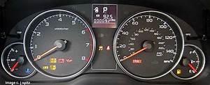 Subaru Forester Dashboard Symbols