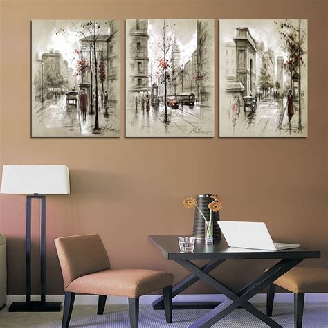 Paintings Home Decor by Aliexpress Buy Home Decor Canvas Painting Abstract