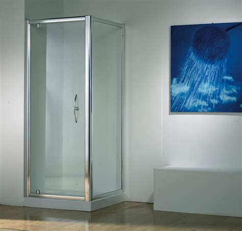 Shower Line - market favourite silhouette framed shower doors showerline
