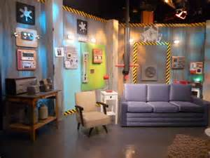 TV Talk Show Set Design