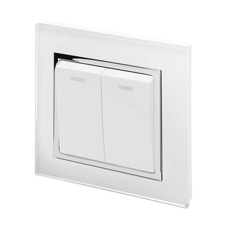ct 2 rocker light switch white retrotouch designer light switches sockets